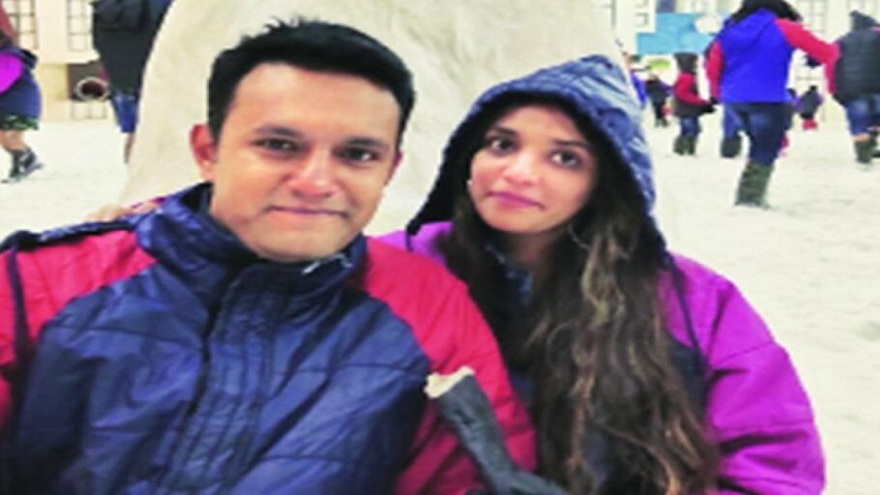 a newly wed couple who went to Qatar arrested for carrying drugs