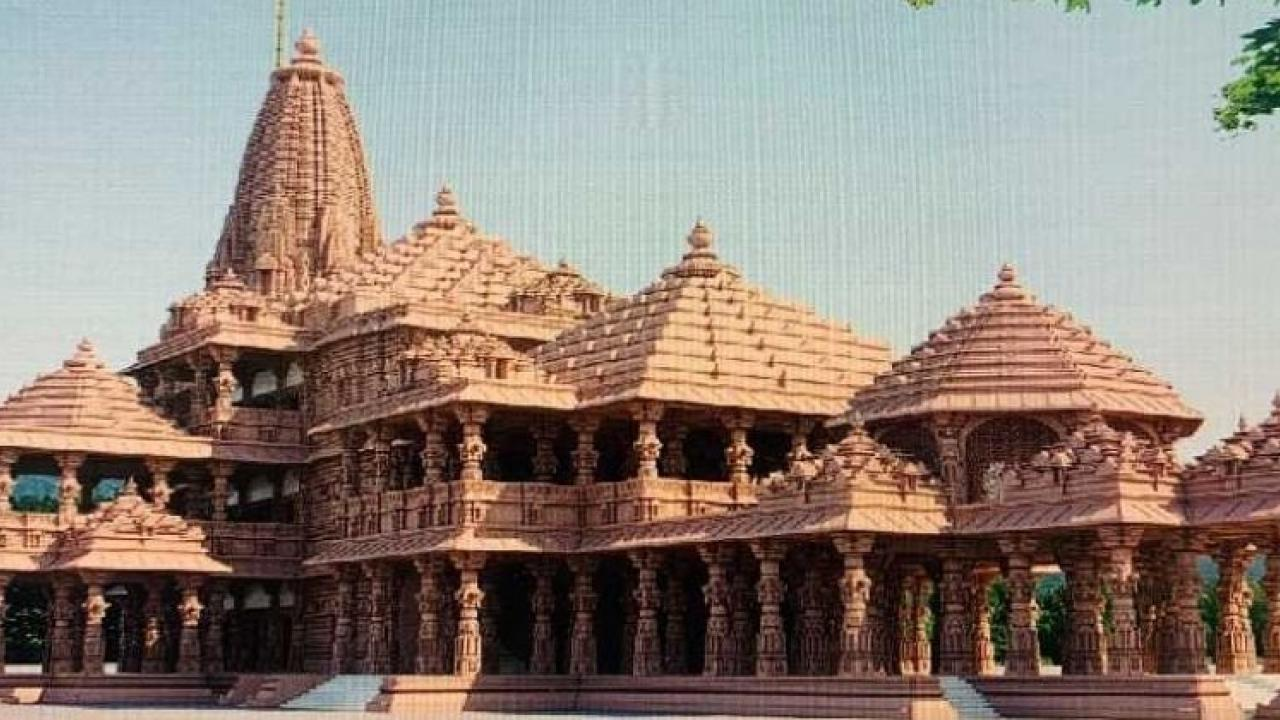 15000 checks bounced for donations for Ram Mandir