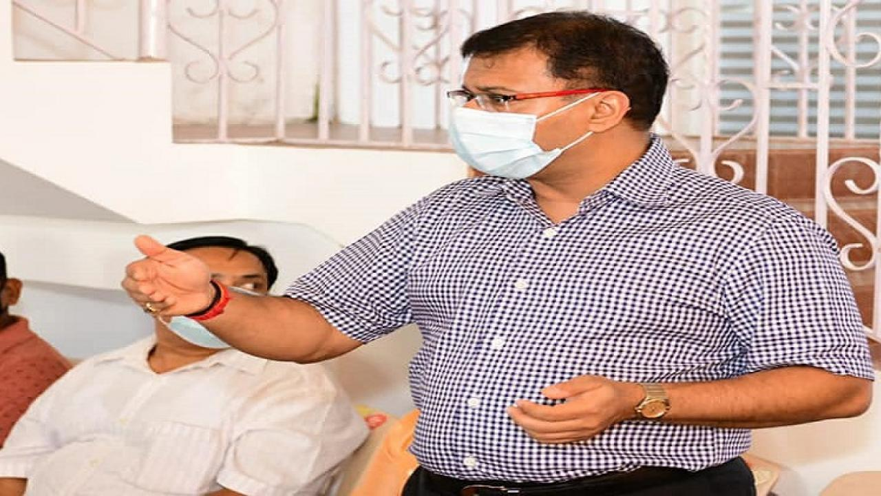 Insists for own facility in Goa to detect new corona virus strain