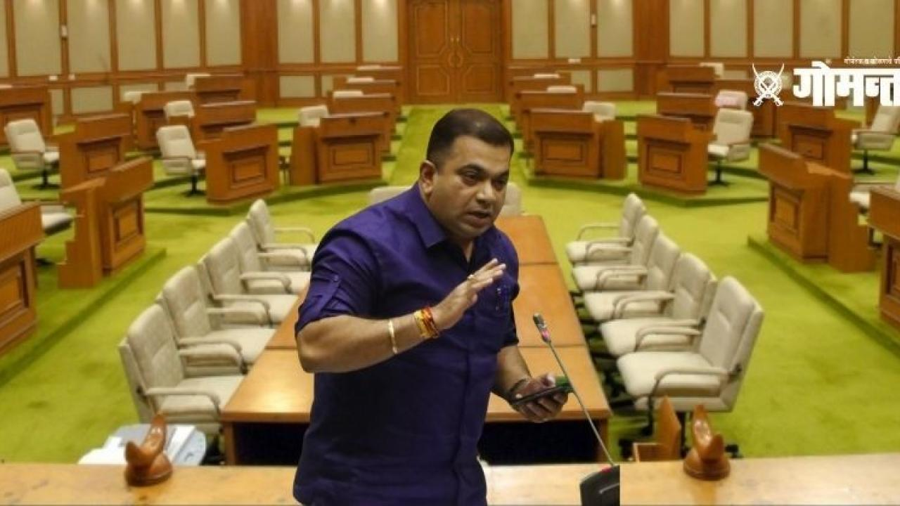 Goa Assembly session as Firearms training made compulsory many licenses have stalled