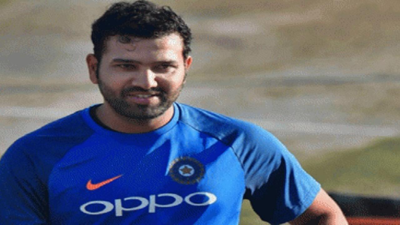 Will Rohit be fit to play in Australia tour?