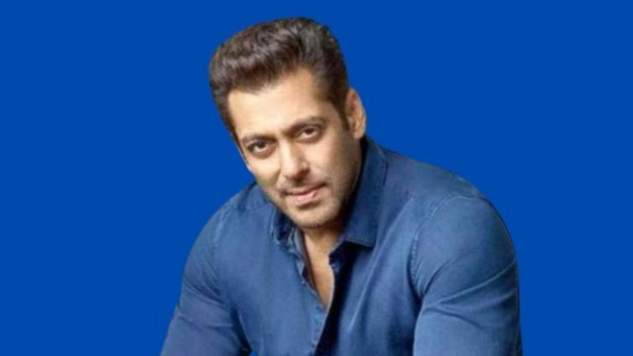 Corona vaccine taken by actor Salman Khan