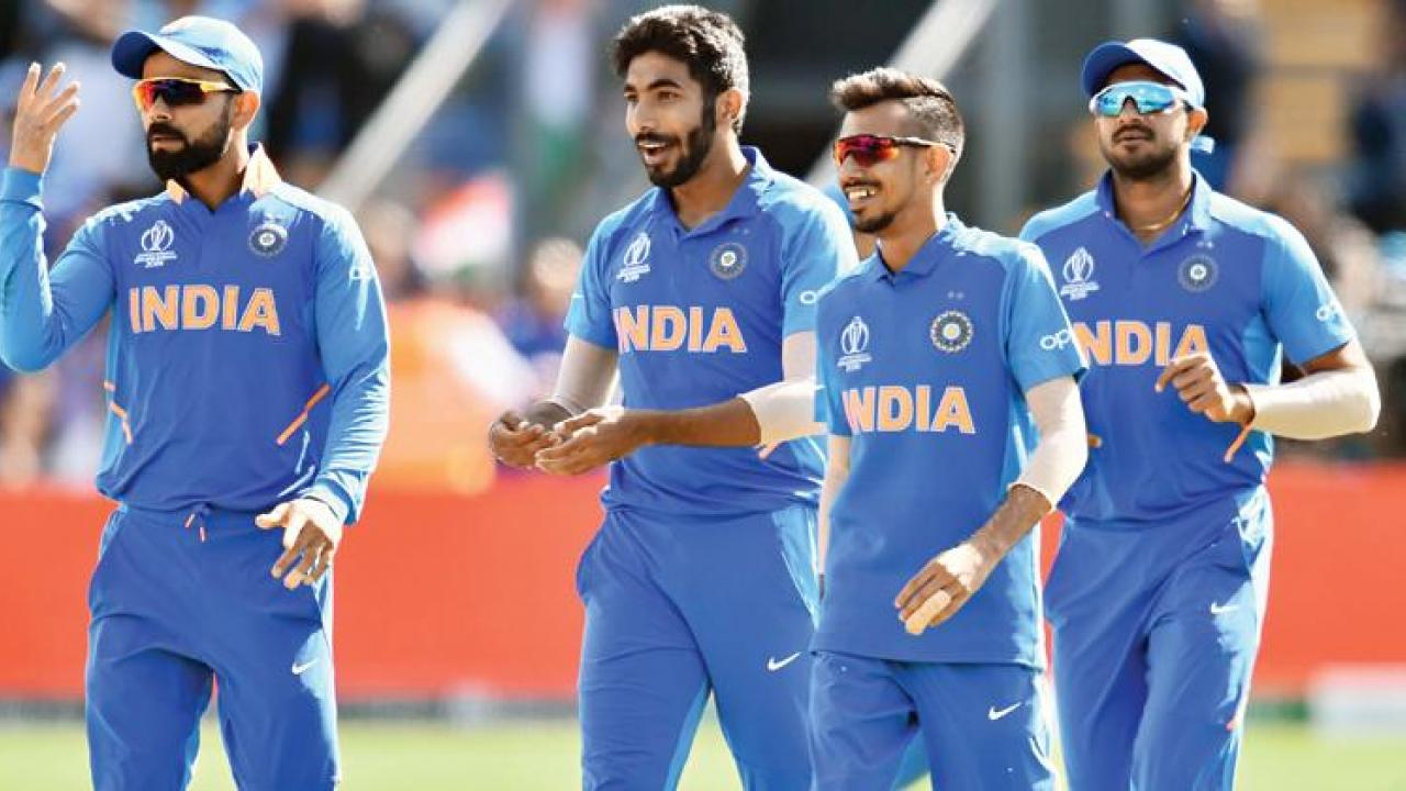 Indian team fined for slow over rate