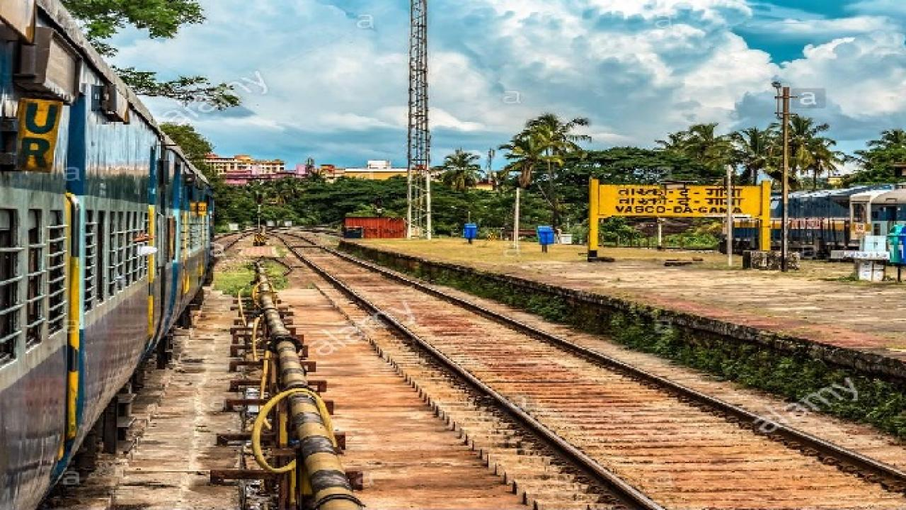 Bitter opposition to Vasco for railway duplication