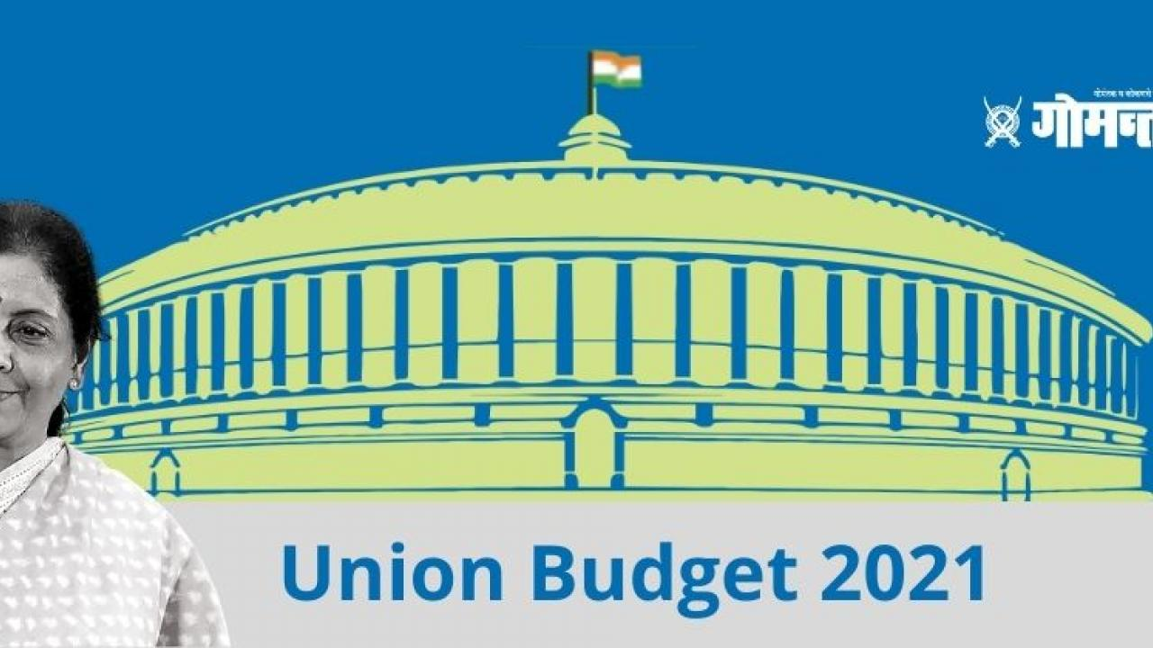 Union Budget updates Finance Minister Nirmala Sitharaman will present the Union budget 2021 from 11 am today