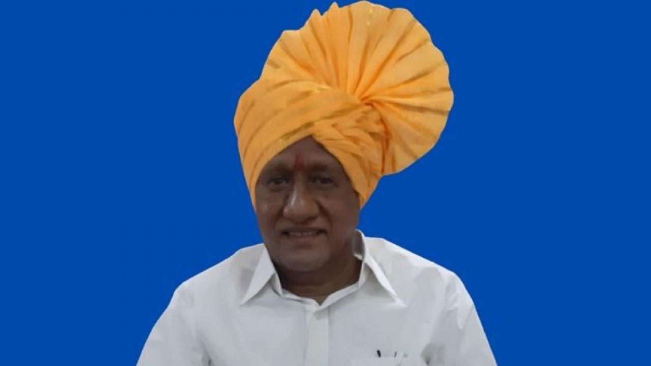 Character of Vishwas Patil as the President of Gokul Dudh Sangh