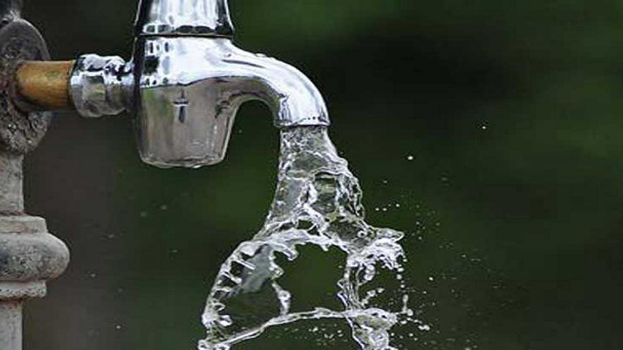 water demand of Sada citizens completed over 1 letter