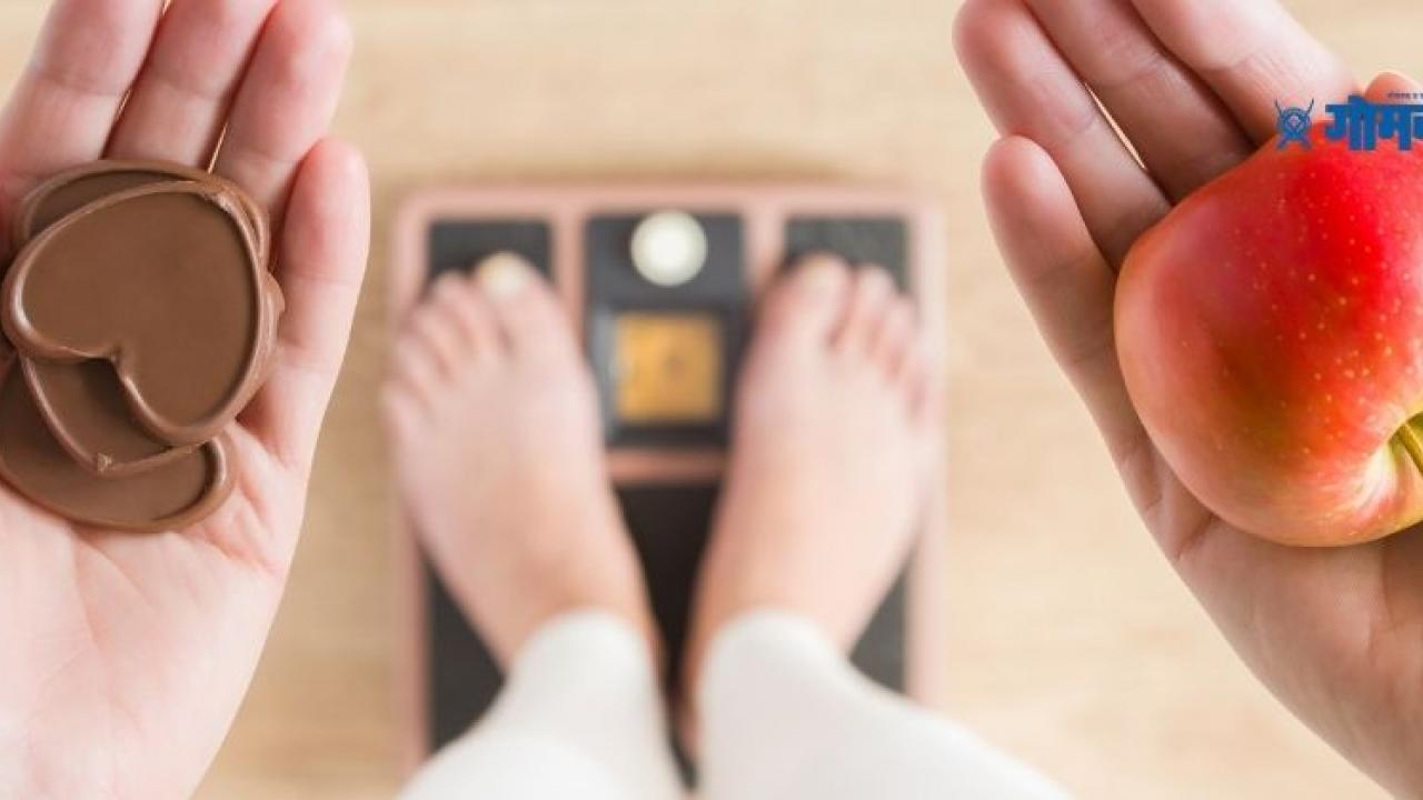 Some people are unable gain weight even after heavy food habits