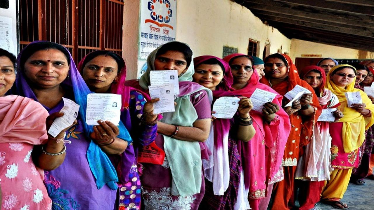 Attention to reserved wards of women candidates