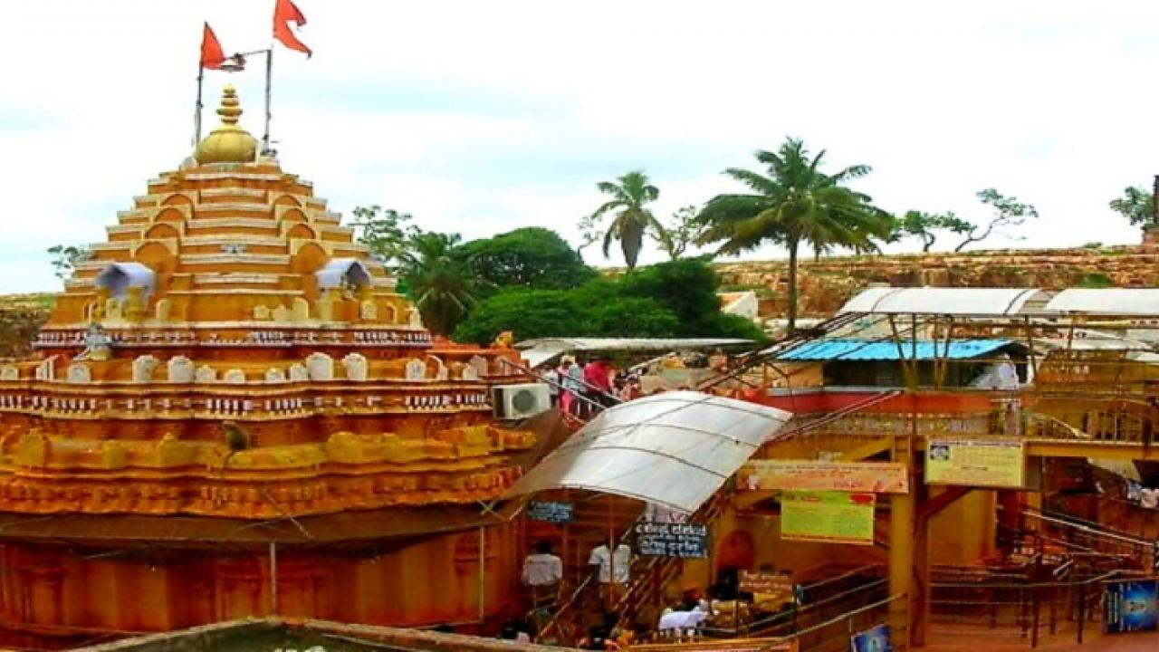 Saundatti Yallamma temple in Belgaum closed till December 31