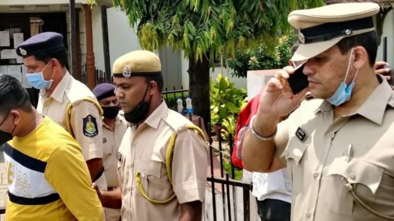 Goa Two suspects in Anwar Sheikh attack case remanded in police custody for six days