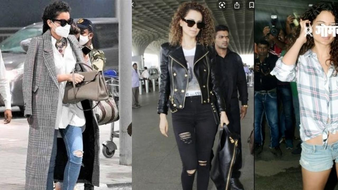 Kangana Ranaut responds to Tirth Singh Rawat over Ripped Jeans