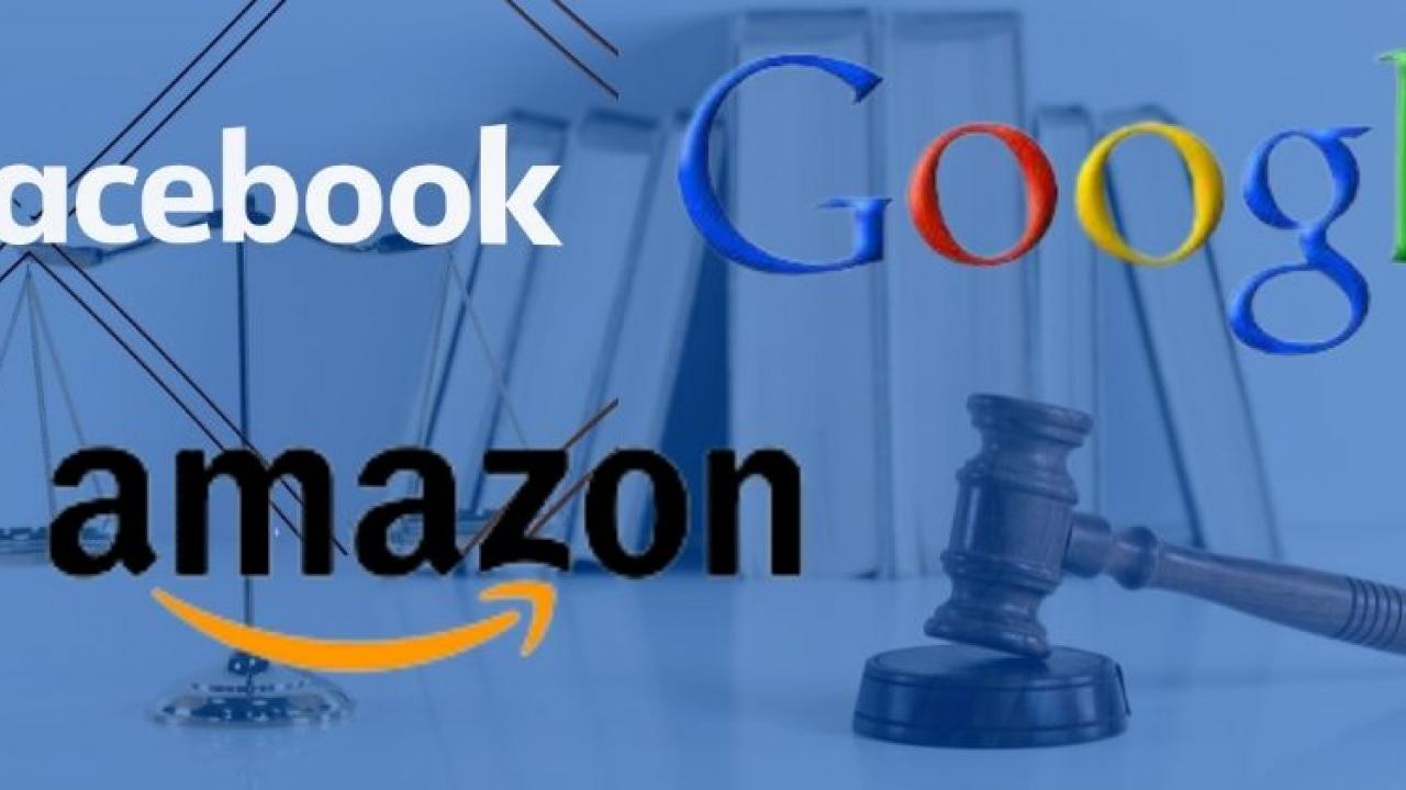 US 38 states making 100 laws against tech companies