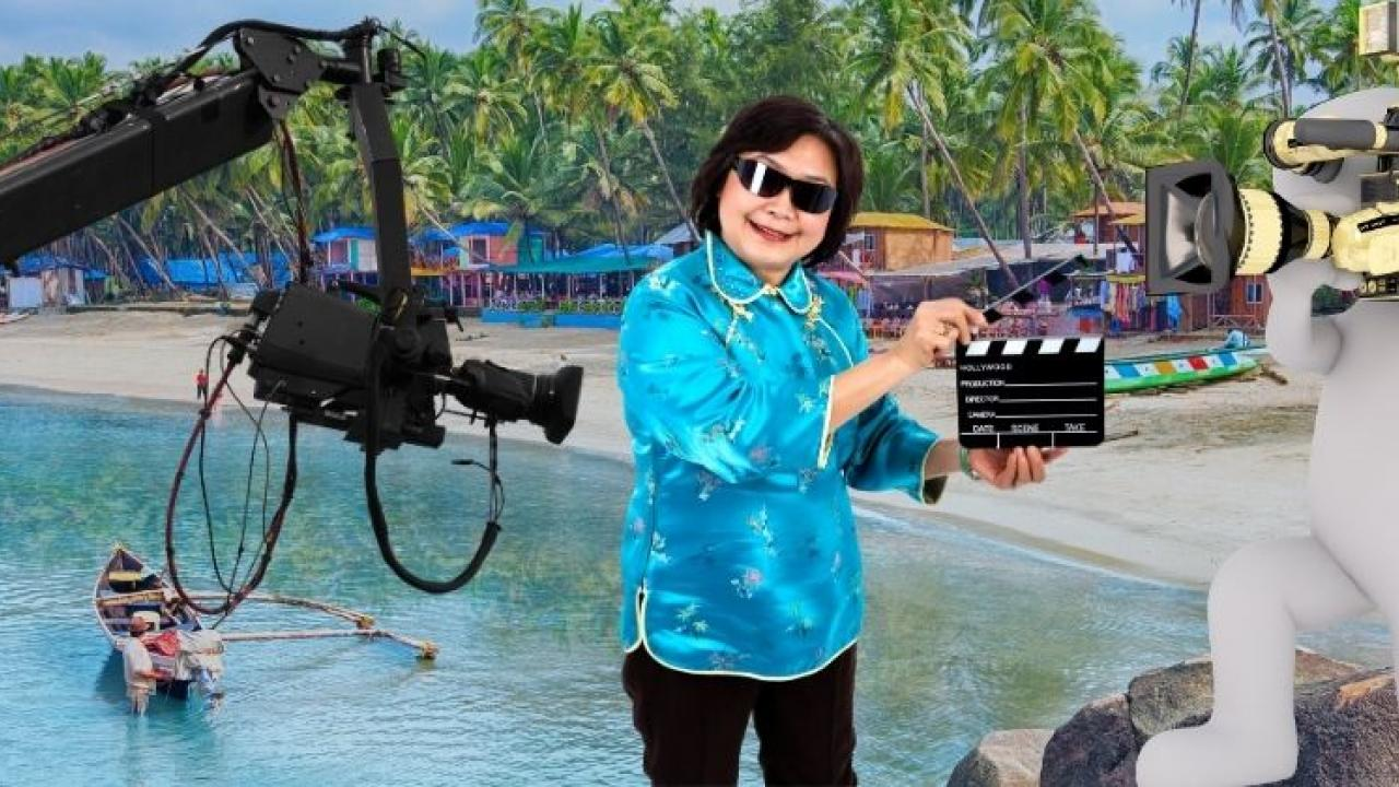 It is mandatory to get a No Objection Certificate from Goa Entertainment for any filming