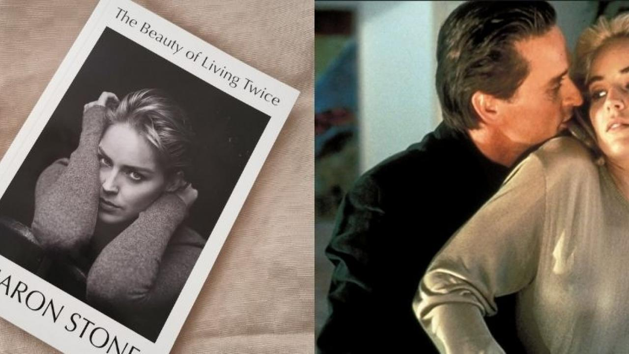 The Beauty of Living Twice She was physically abused by the grandfather of Hollywood actress Sharon Stone