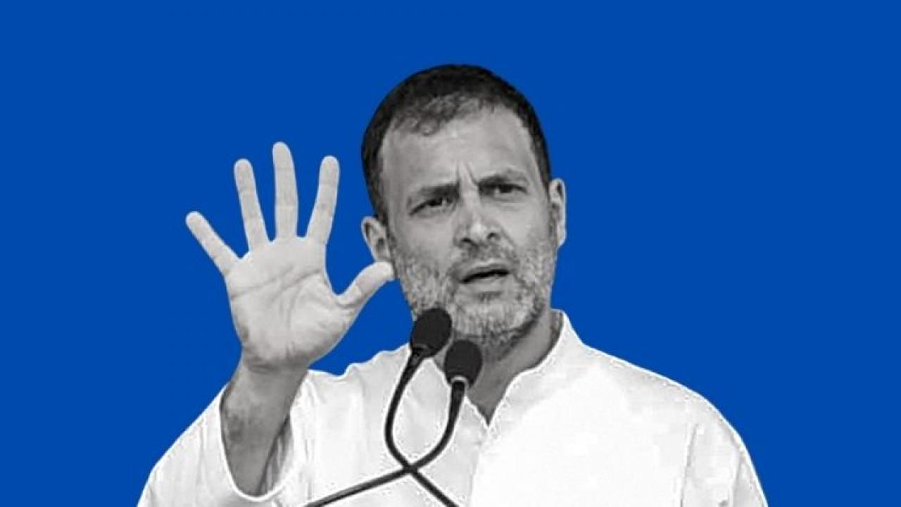 Rahul Gandhi's 5 serious questions to the central government on foreign aid