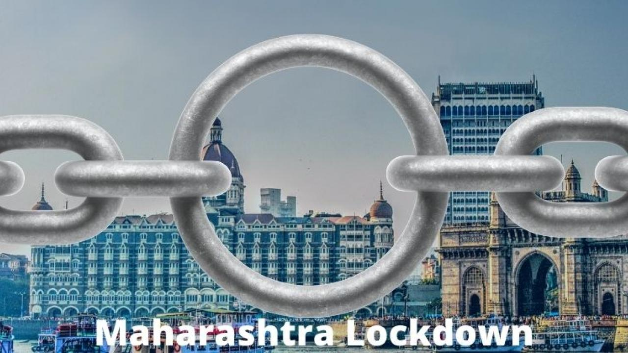 Lockdown Extended in Maharashtra.