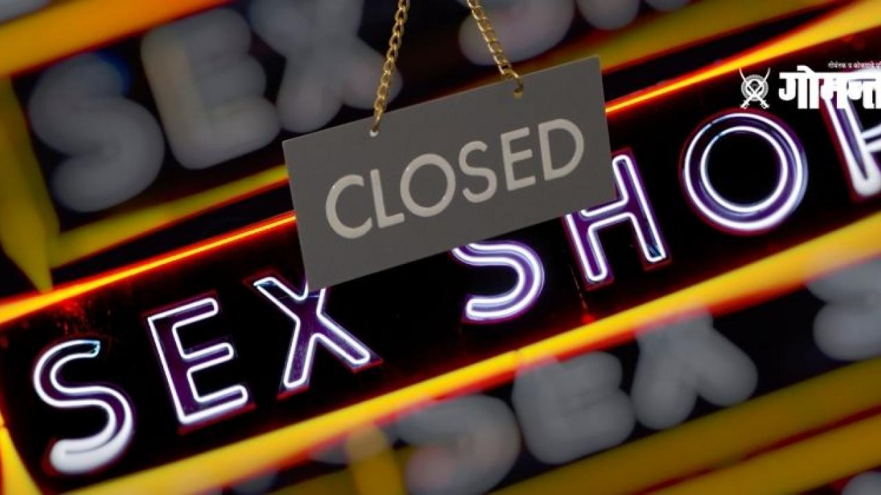 Indias first sex toy store closed in Calangute Goa