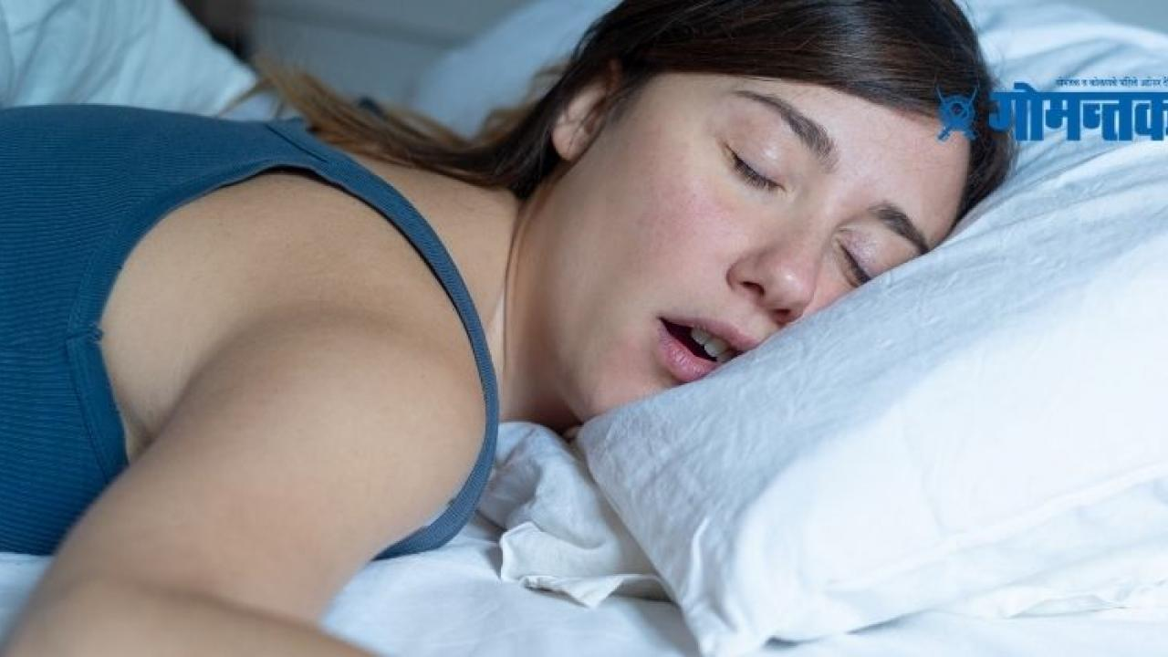 Are you Troubled by snoring Get rid of it with home remedies
