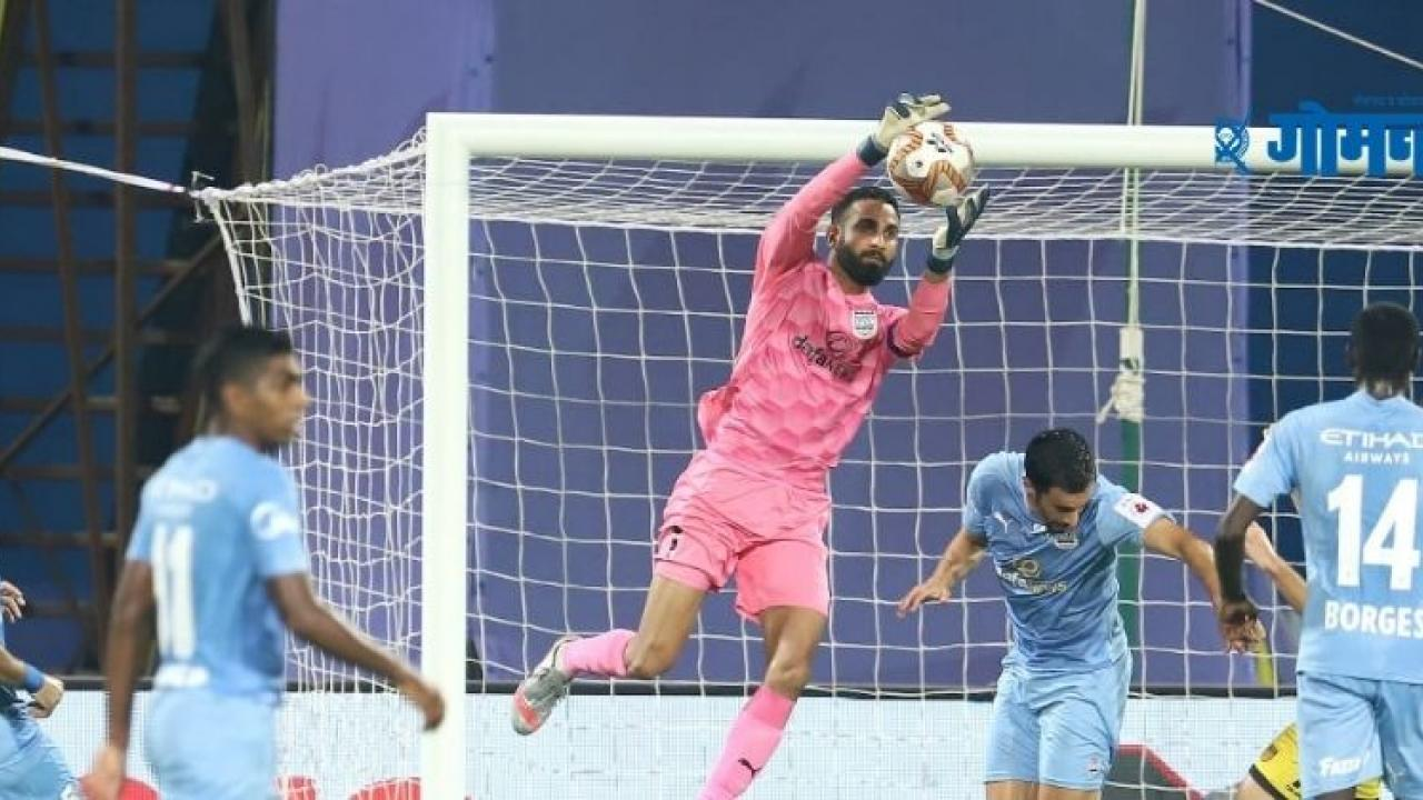 ISL Mumbai City expects a tough challenge from East Bengal