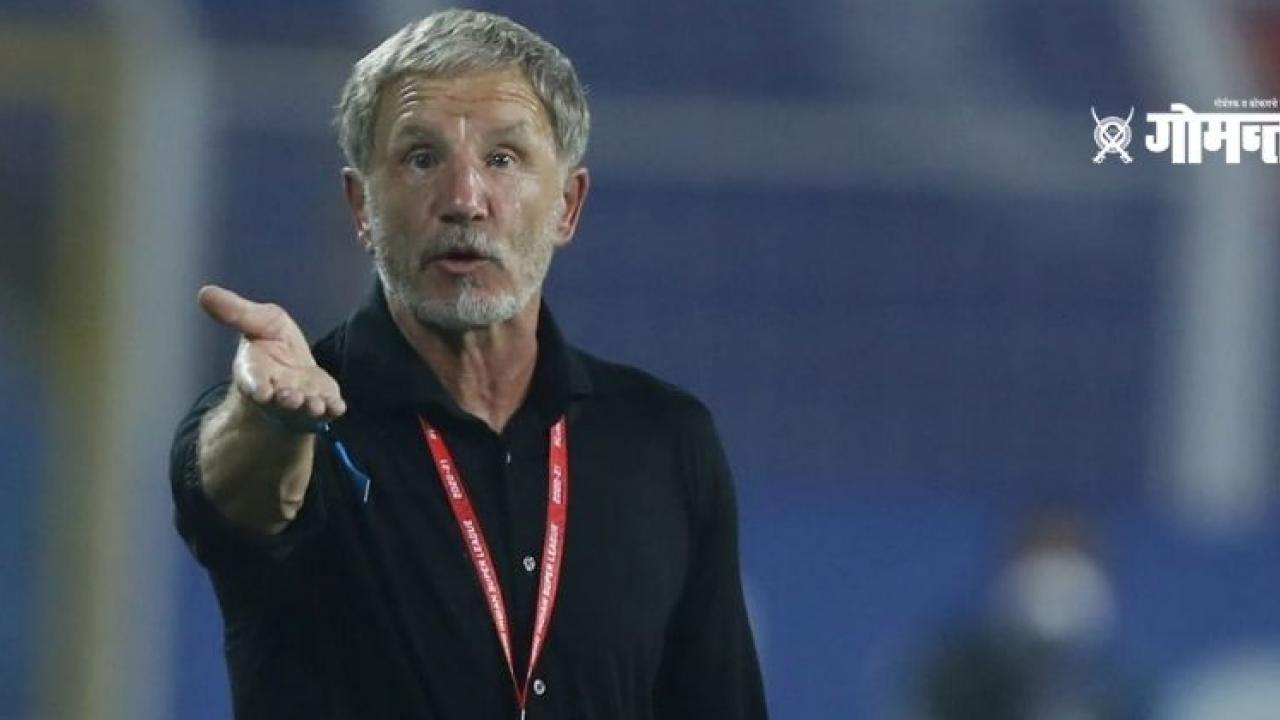 Team coach Stuart Baxter was sacked by Odisha FC
