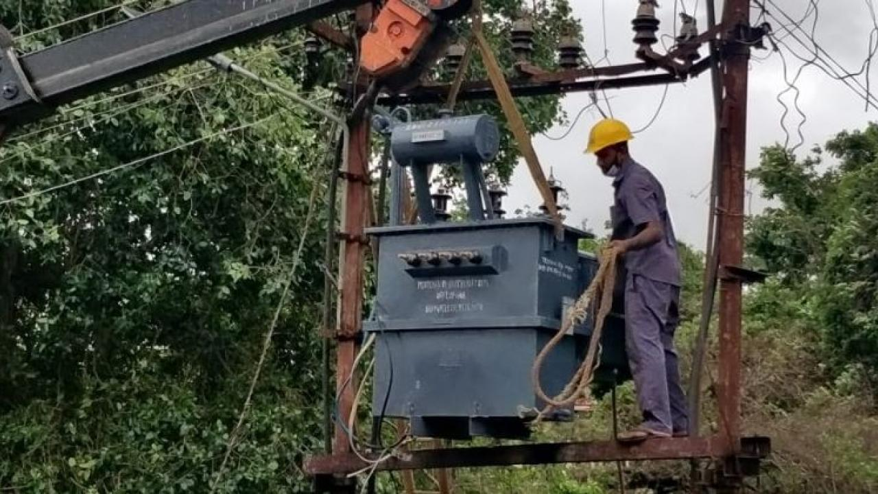 Citizens of Goa are suffering due to lack of electricity and water in goa