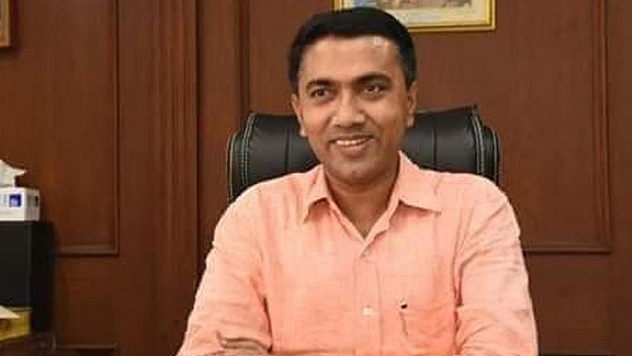 regular exercise and pranayam; Covid does not hurt sasys goa CM Pramod Sawant on his Corona recovery