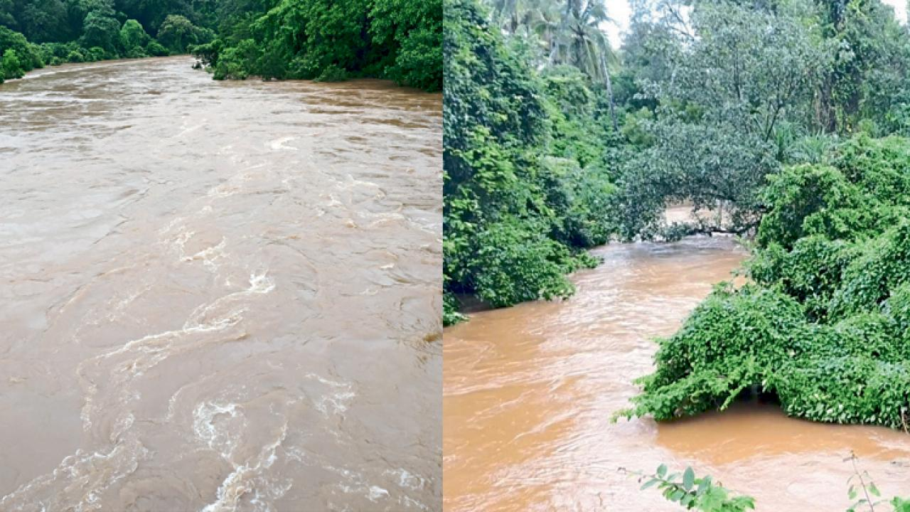 Goa: flood like situation in Canacona; highest quantum of rainfall