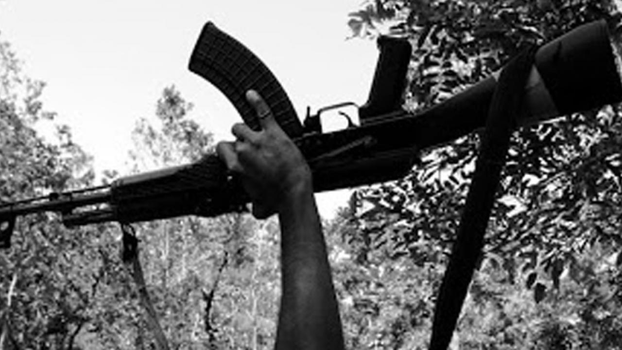 Top veteran naxal leader Ganpathi offer to surrender