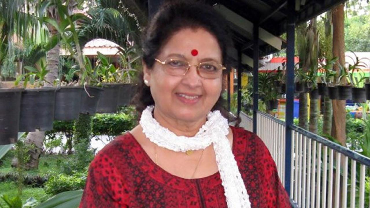 Vetaran Marathi actress Aashalata Wabgaonkar passes away