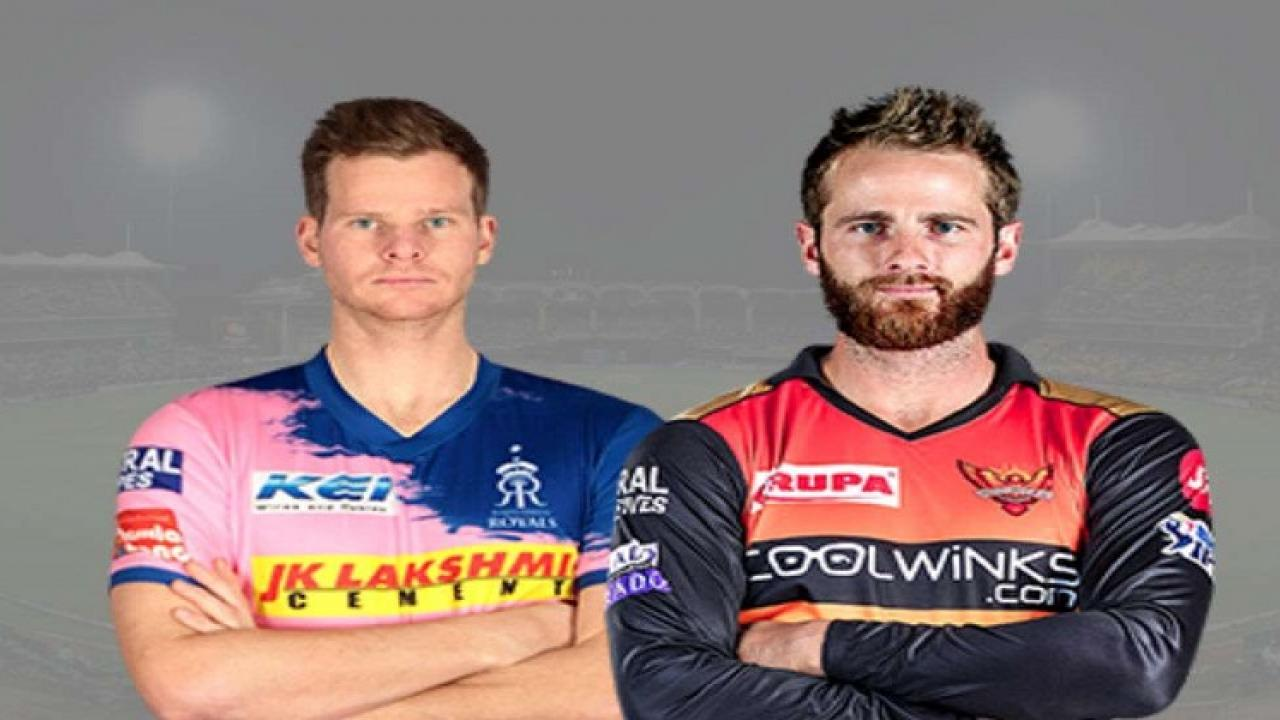rajasthan royals to play with sunrisers hyderabad today in dubai