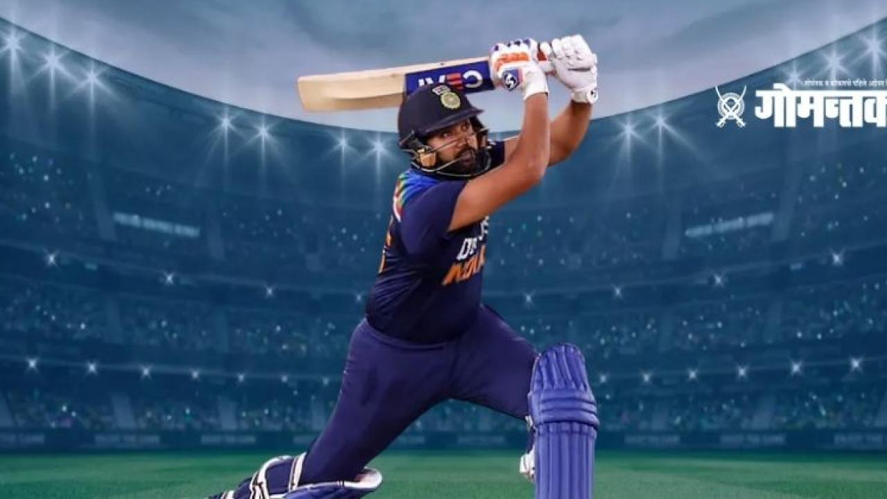 Hitman Rohit Sharma sets new record
