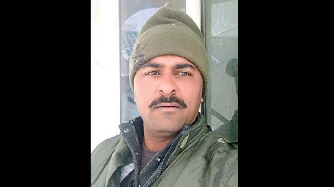 Satara jawan Sachin Jadhav martyr in India-China border