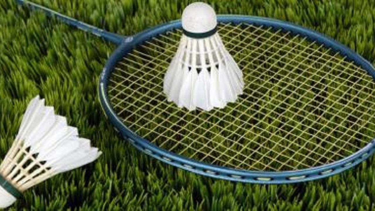 Badminton league started from yesterday