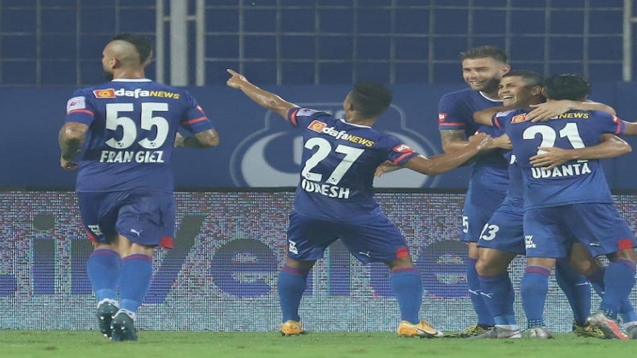 FC Banglore struggling for their first victory in Indian Super League will get chance today against chennaiyin FC