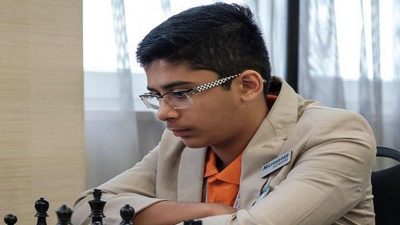 14-year old chess player Leon Mendonsa from Goa has selected for the Grandmaster title