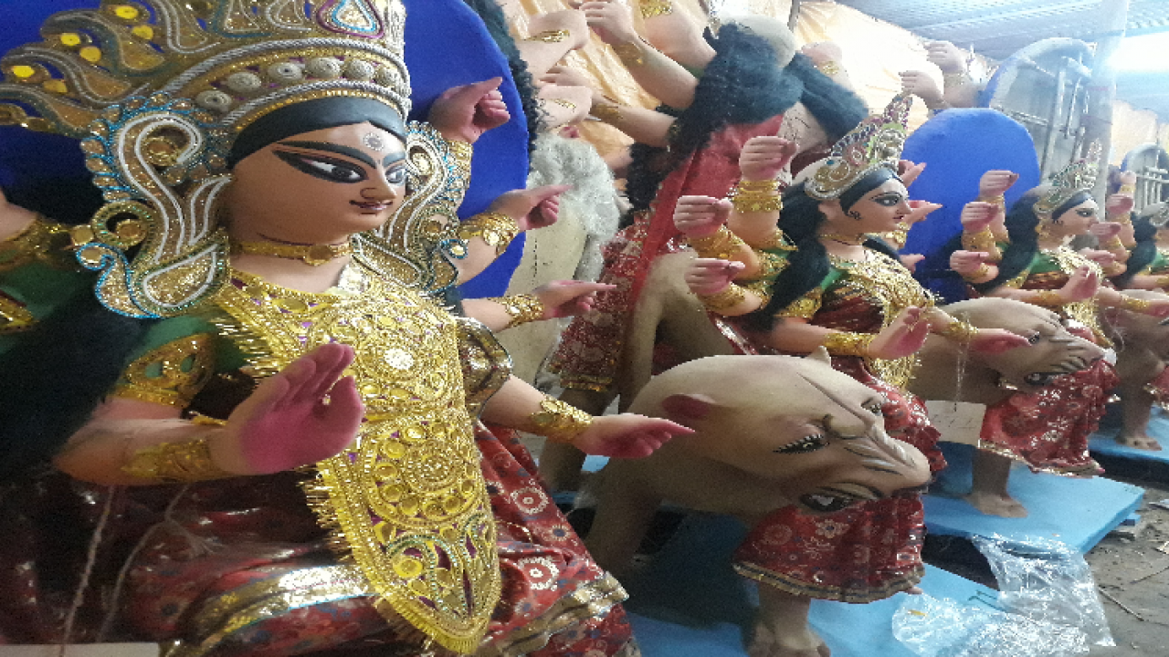 The corona influence will continue even during Navratri
