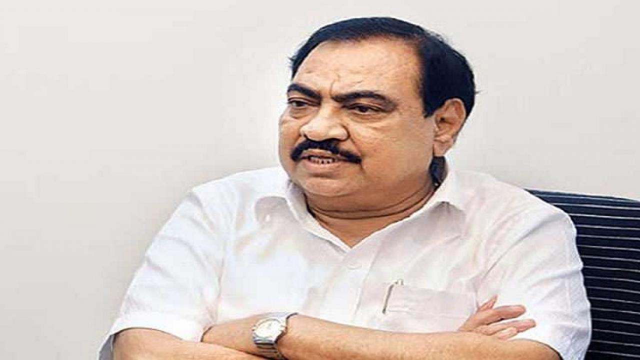will co-operate with the ED inquiry said former BJP leader Eknath Khadse