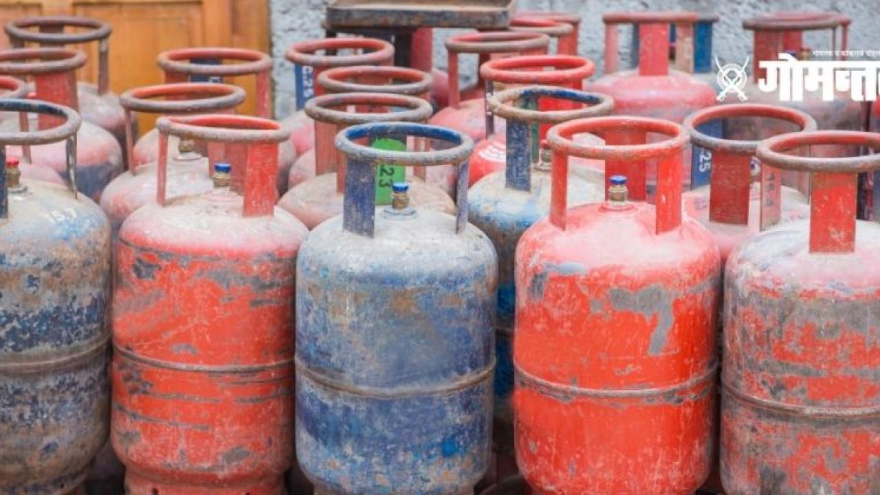 In Goa domestic cylinder will cost Rs 50 more from today
