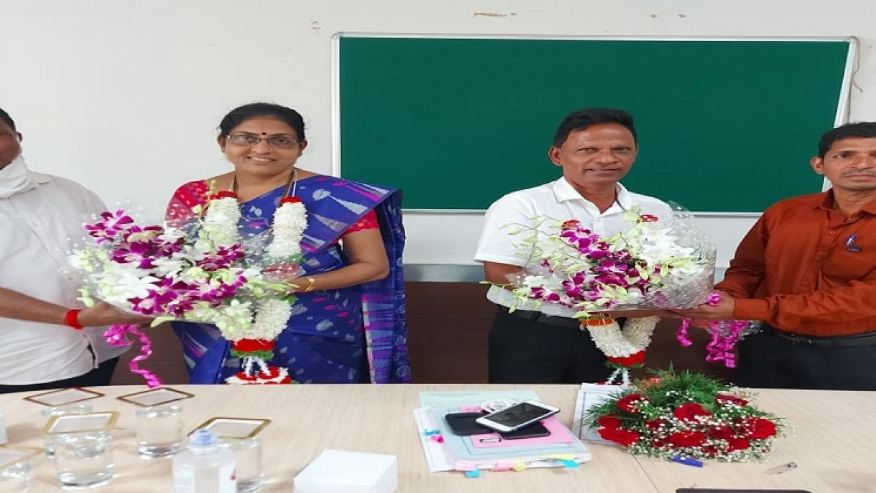 selection of District Panchayat President and Vice President in South Goa