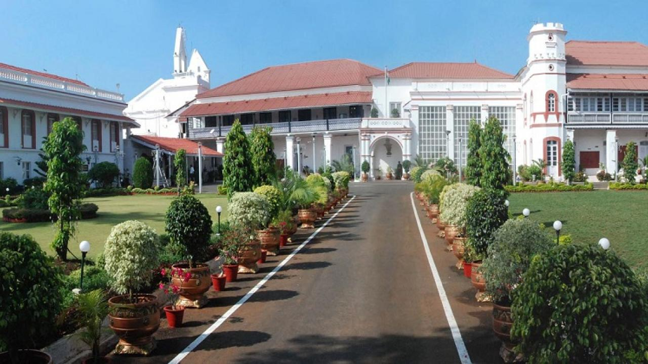 administrative building of goa state assembly