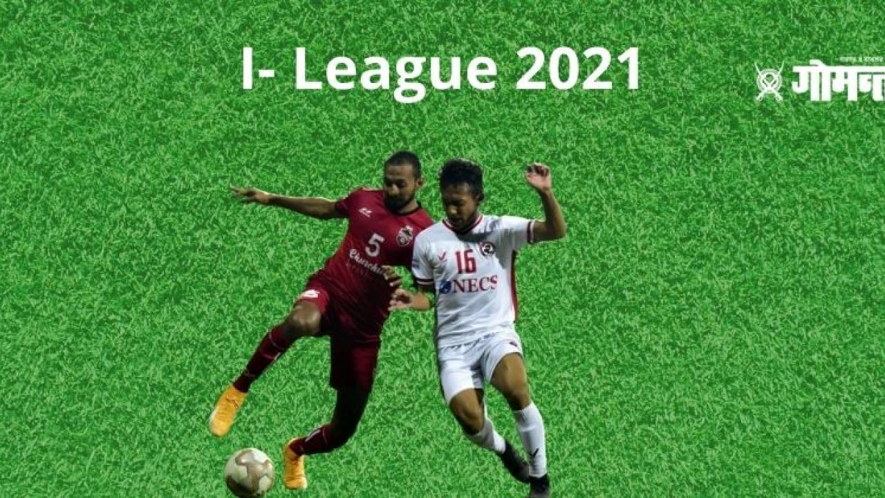 I-League 2021 Churchill Brothers equals Aizawl FC