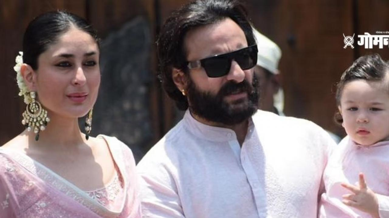 Saif Ali Khan and Kareena Kapoor Khan blessed with baby boy for second time