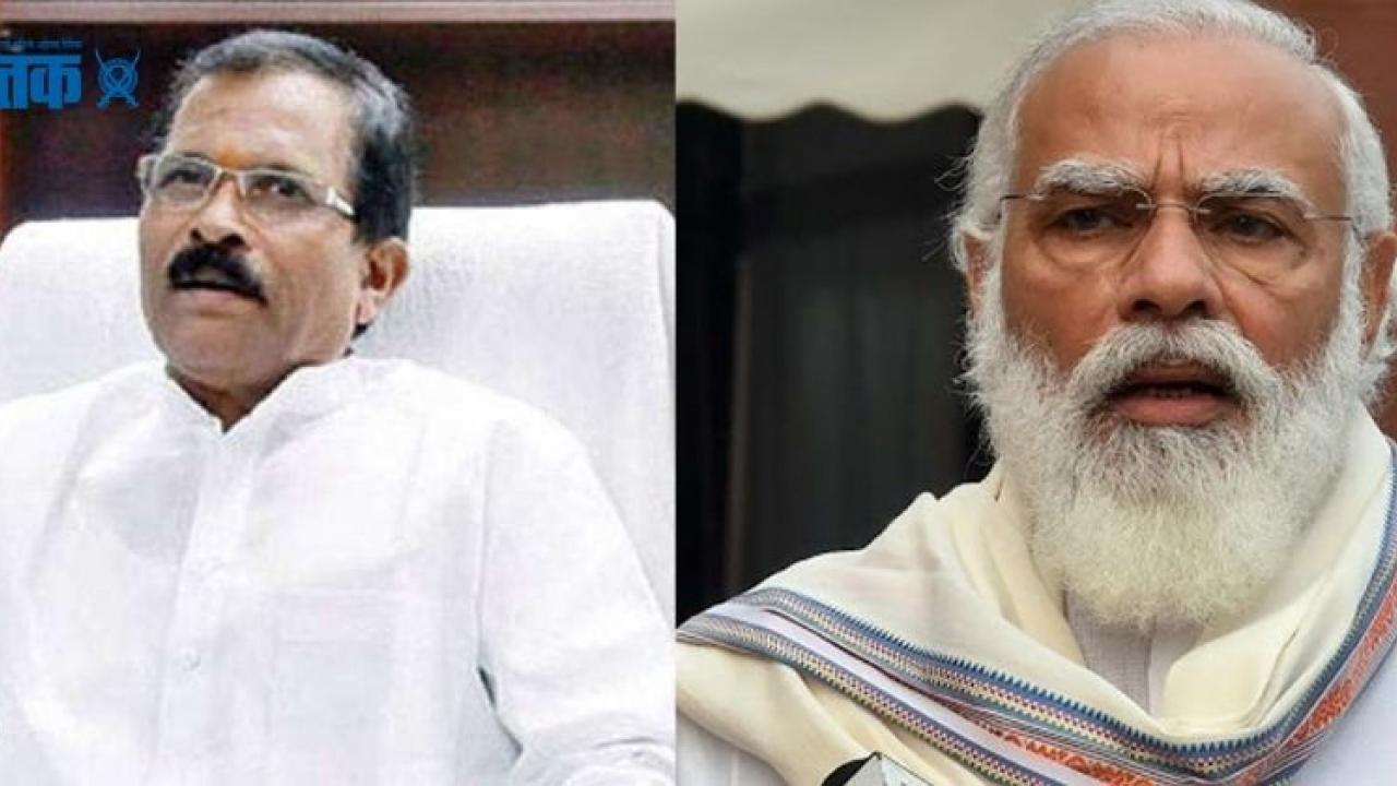 Prime Minister Narendra Modi questioned Union Minister of State for AYUSH Shripad Naik