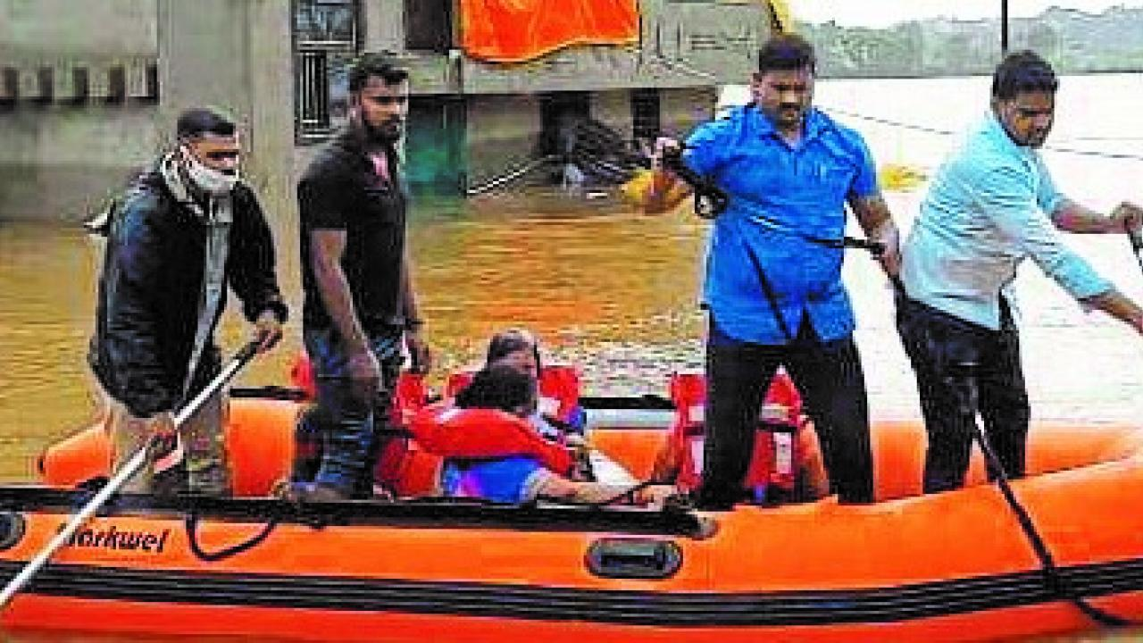 flood in sindhudurg