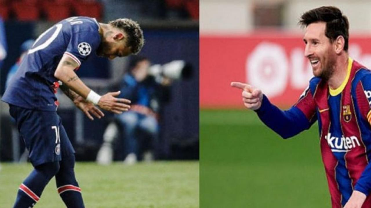 Messi and Neymar will take the China made corona vaccine