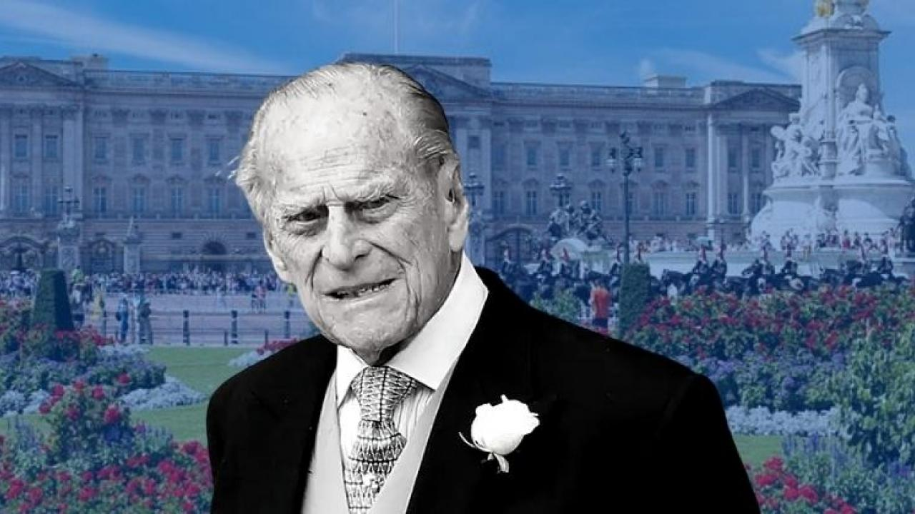 Prince Philip dies tragically at the age of 99