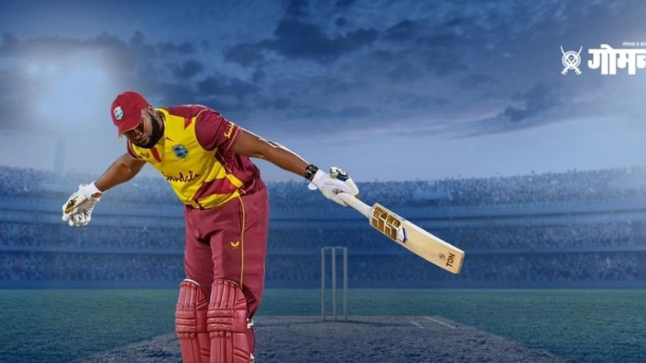 Video Kieron Pollard hit 6 sixes off 6 balls against Sri Lanka