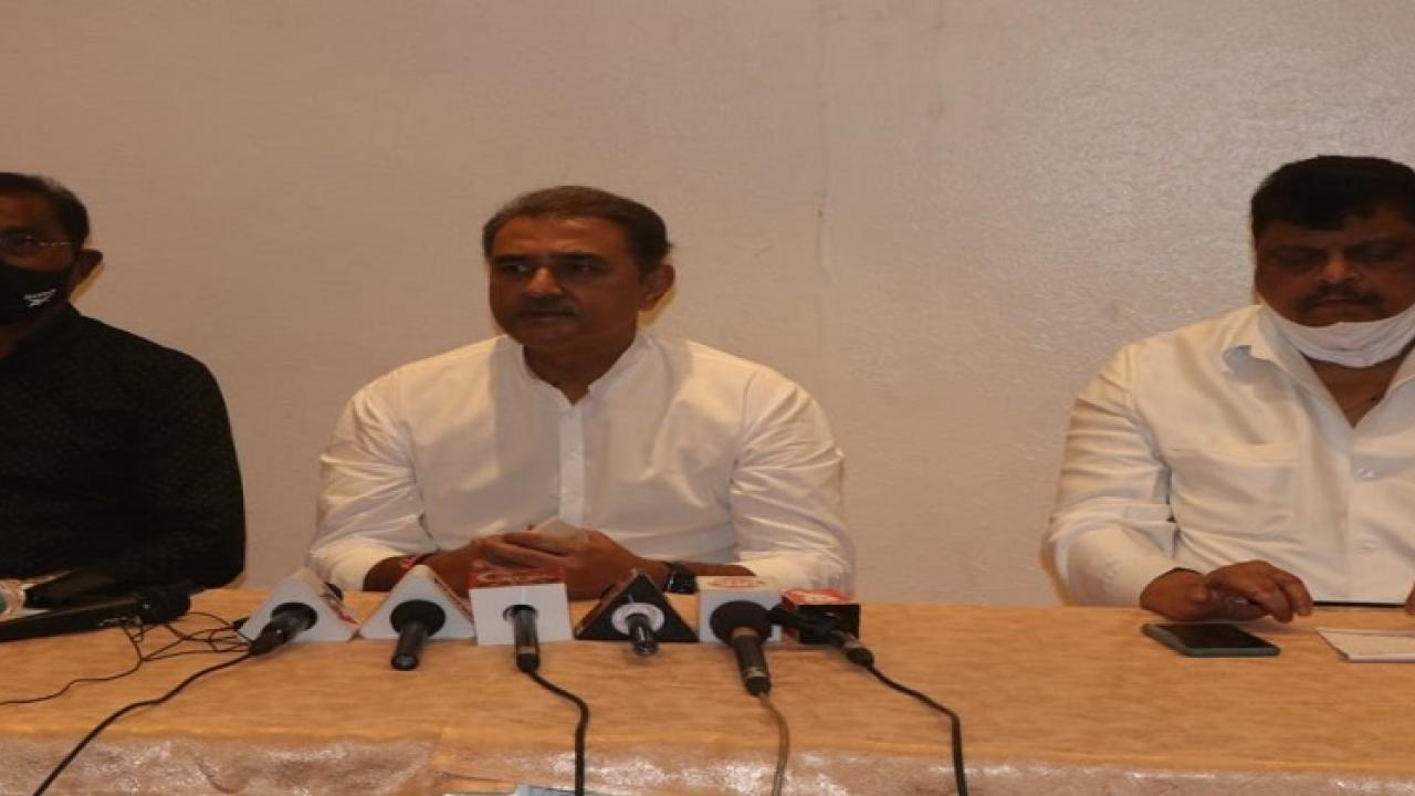 nationalist congress party will be the prior option in the next election says praful patel