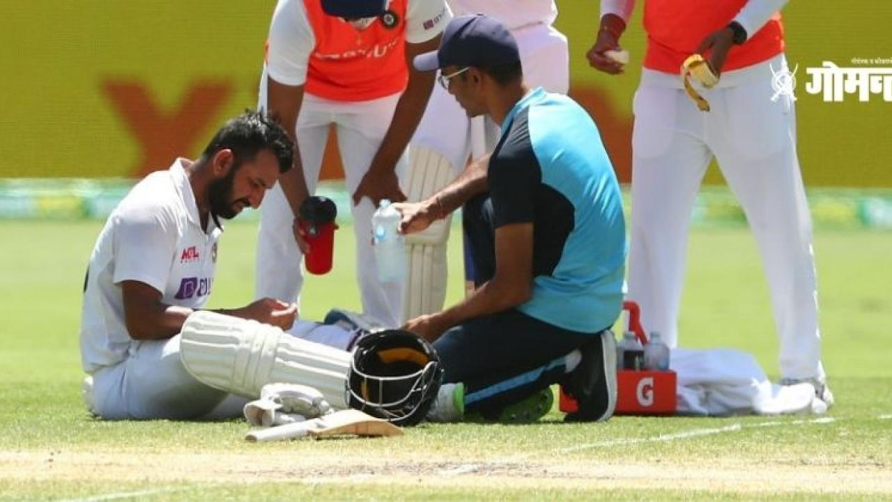 India vs Australia 4th Test Cricket Day 5 Updates Brisbane Gaba Big responsibility on Pujara and Rishabh Pant
